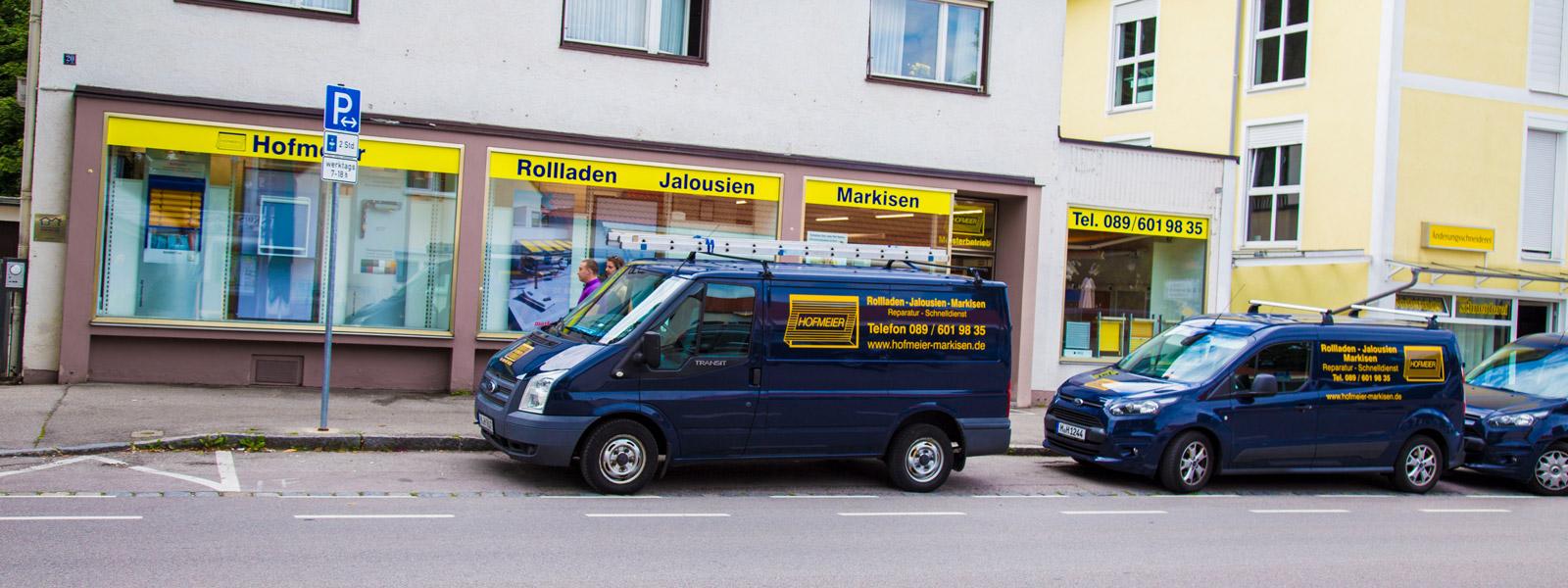 Firma Hofmeier in Neubiberg